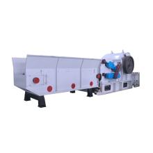 Wood Shredder Biomass Drum Chipping Mobile Diesel Engine Drum Wood Chips Sawdust Machine