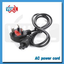 Cable de cable de alimentación para portátil UK