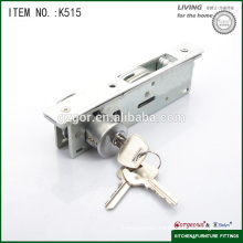 security metal sliding wooden door lock