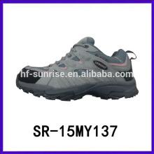 Hot-venda sapatos de desporto mais recente sapatos de desporto sapatos de caminhada para homens