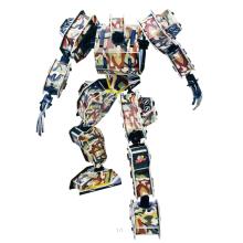 Exército de Deus - robô 2