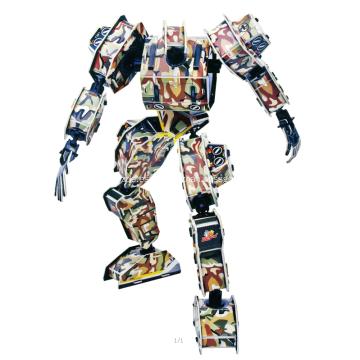 Ejército de Dios--Robot 2