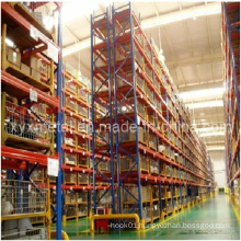 Many Layers Great High Height Warehouse Pallet Storage Rack
