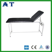 Plastic-sprayed examination bed