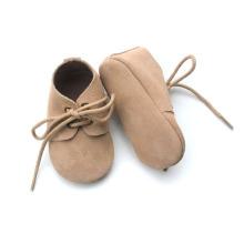 Producto de bebé Zapatos de bebé Oxford Zapatos de cuero