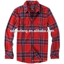Shandong Texas fabricantes chinos 65 / 35T / C 32 * 32 130 * 70 57 / 58'yarn-teñido para su necesidad