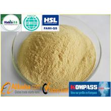 Lipozyme d'enzymes de lipase d'additif d'alimentation de haute qualité