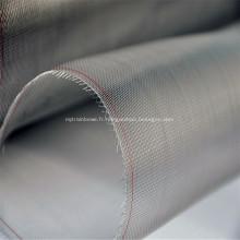 Maille d'écran de filtre à huile d'acier inoxydable d'armure toile