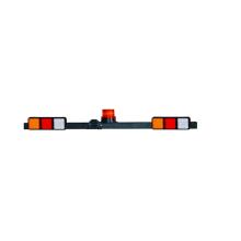 12 / 24V IP65 Multifunción LED Señal de advertencia Minería Light Bar para vehículo pesado 1.2 m