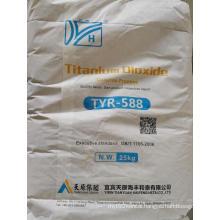 Titanium dioxide Rutile TiO2 588