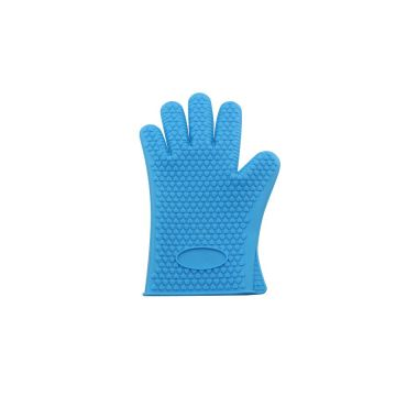 Kitchen baking tools silicone oven gloves