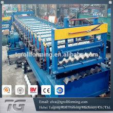 Automatic car panel making machine rollforming machine line