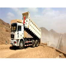 Shacman 6X4 Dump Truck dumping truck for sale