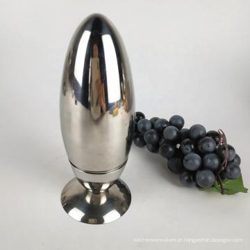 Abanador da barra do abanador de cocktail do aço inoxidável do produto comestível 25ounce