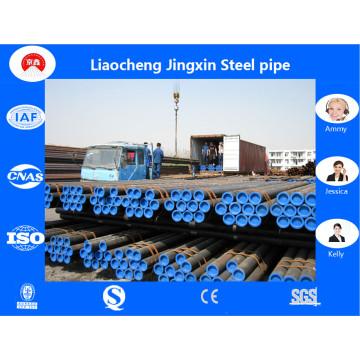 Nahtloses Stahlrohr 168 mm AD API 5L/5CT