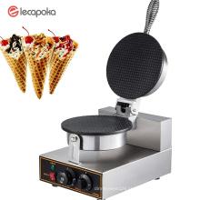 Máquina de waffle recheada elétrica