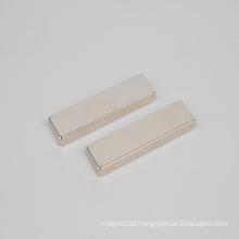 Block Permanent NdFeB Magents neodymium magnet N35 coating NI-CU-NI