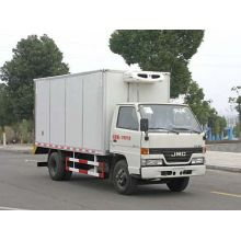 JMC+cargo+van+truck+with+refrigeration+for+sale