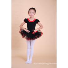 novo design bebê meninas tutu vestido meninas vestido de dança vestido de bailarino