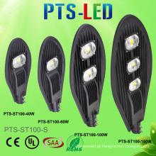 30W 50W 100W 150W AC Driverless COB iluminação publica LED com 100lm/W