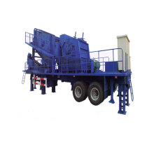 Mobile Manual Stone Crusher Machine For Sale