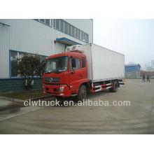 12 Toneladas Dongfeng Refrigeración Camión Para La Venta, 4x2 congelador frigorífico camión