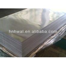Para la industria de construcción toda la hoja de aluminio de la alta calidad de los tamaños para la venta