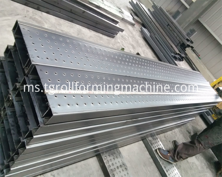 Scaffold Walk Roll forming Machine