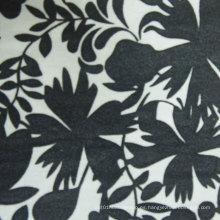 Oxford 420d de impresión de tela de nylon de arrugas con revestimiento de PU (XQ-421)