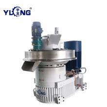 YULONG Equipment for Pressing Wood Pellets