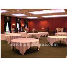 einfache Polyester Tischdecken, Tisch decken