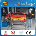 Export Quality Double Steel Sheets Making Machine
