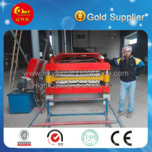 Customerized Double Layer Metal Roof Sheet Machines
