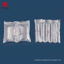 2020 Hot Customized bubble air cushion bags 10*20 cm on roll air cushion pillow packaging with stock