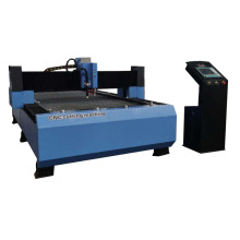 CNC metal plate Plasma cutting and marking machine