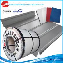 Painel de aço de alumínio composto do isolamento de calor de Nano (PPGI) para a casa de campo, a fábrica, etc.