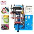 Machine de pressage de sangle de poignet de silicone