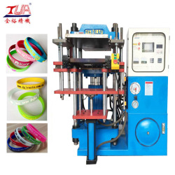 Hydraulic Press For Making Bracelets