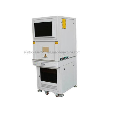 Stainless Steel Tools and Parts Laser Marking Machine/Automatic Laser Marking System