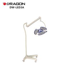 Diodo emissor de luz do hospital que opera a lâmpada conduzida Shadowless médica