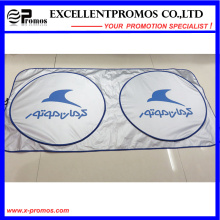Screen Print Polyester Front Car Sunshade (EP-CS1013)