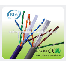 Chine fabricant utp cat6 cable ADSL cable câble câble LAN