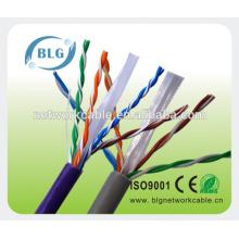 Китай производитель utp cat6 ADSL кабель сетевой кабель LAN-кабель
