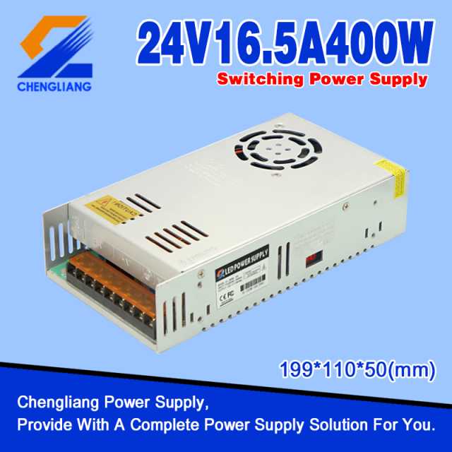 LED Transformer 24V 400W Untuk Strip LED