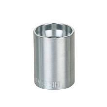Produktname: Stahl Crimp Ferrule für Schlauch SAE 100 R1at No Skiv