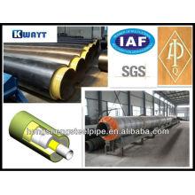 seamless insulation tube
