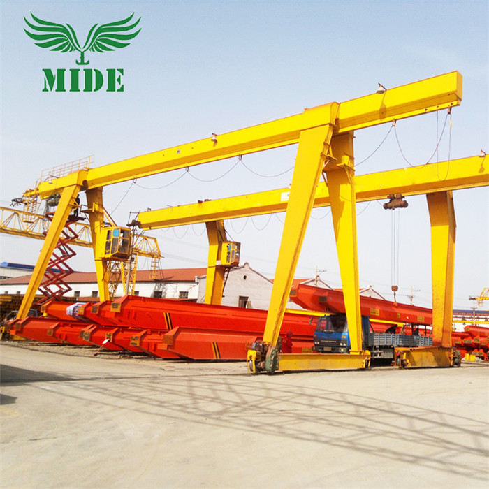 5 ton electric hoist gantry crane