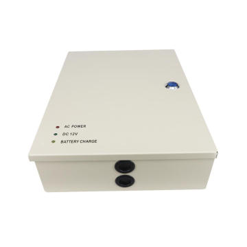 SOMPOM 12V 20A 18 channels ac to dc ups power supply for cctv camera