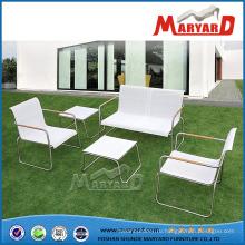 Нержавеющая сталь + Строп текстильный материал сад диван