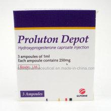 Hydroxyprogesterone Caproate Injektion
